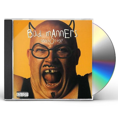 Bad Manners ANTHOLOGY CD
