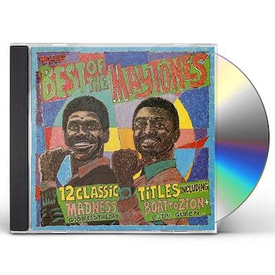 Maytones BEST OF CD