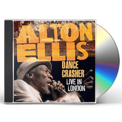 Alton Ellis ISRAELITES LIVE IN LONDON CD