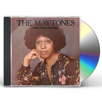 Maytones ONLY YOUR PICTURE CD
