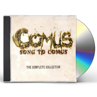 SONG TO COMUS: THE COMPLETE COLLECTION CD