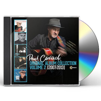 Paul Carrack ORIGINAL ALBUM COLLECTION 2 (2007-2013) CD