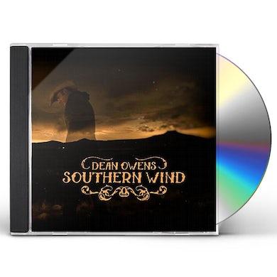 Dean Owens SOUTHERN WIND CD
