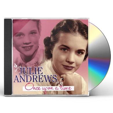 Julie Andrews ONCE UPON A TIME CD