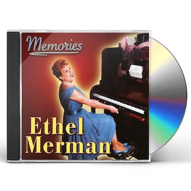 Ethel Merman MEMORIES CD
