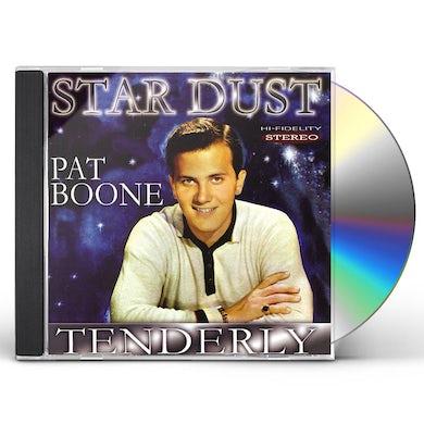 Pat Boone STAR DUST / TENDERLY CD