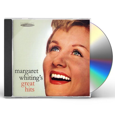 MARGARET WHITINGS GREAT HITS CD