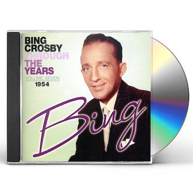 Bing Crosby THROUGH THE YEARS 7: 1954 CD