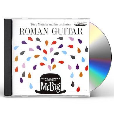 Tony Mottola ROMAN GUITAR & MR BIG CD