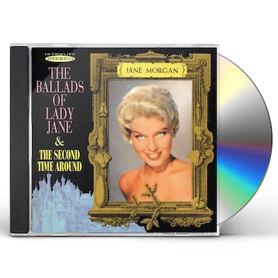 BALLADS OF LADY JANE & THE SECOND TIME AROUND CD