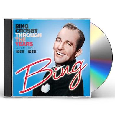 Bing Crosby THROUGH THE YEARS 9 (1955-1956) CD
