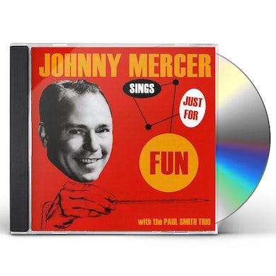Johnny Mercer SINGS JUST FOR FUN CD