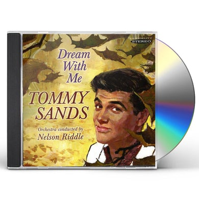 Tommy Sands DREAM WITH ME CD