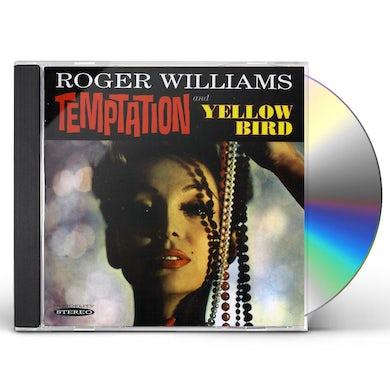 Roger Williams TEMPTATION & YELLOW BIRD CD