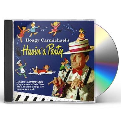 Hoagy Carmichael HAVIN A PARTY CD