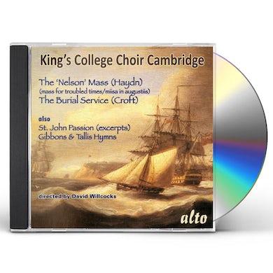 CHOIR OF KING'S COLLEGE CAMBRIDGE CD