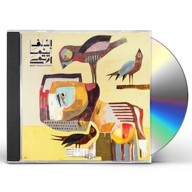 ALIF AYNAMA-RTAMA CD