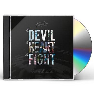 Skinny Lister DEVIL THE HEART & THE FIGHT CD