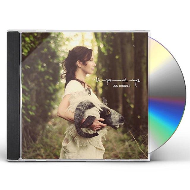 Lou Rhodes THEYESANDEYE CD