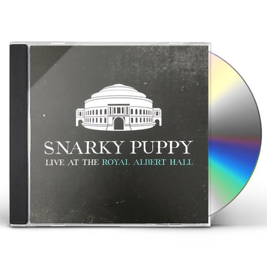 Snarky Puppy LIVE AT ROYAL ALBERT HALL CD