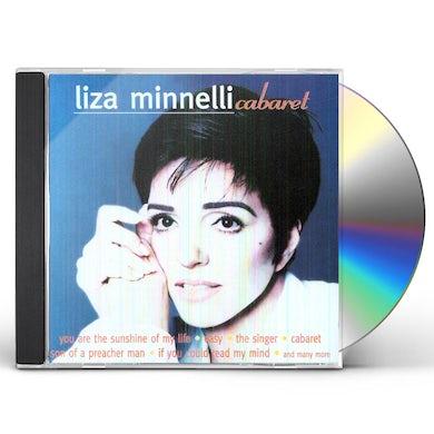 Liza Minnelli CABARET CD
