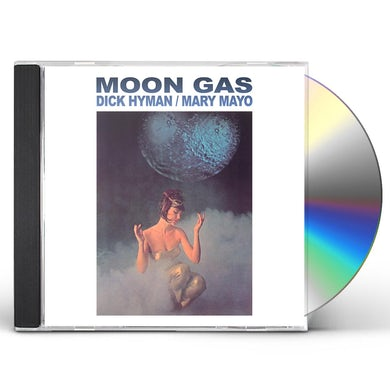 Dick Hyman / Mary Mayo MOON GAS CD