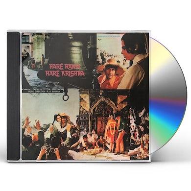 R.D. Burman HARE RAMA HARE KRISHNA - Original Soundtrack CD