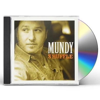 Mundy SHUFFLE CD