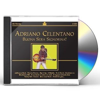 Adriano Celentano BEST OF CD