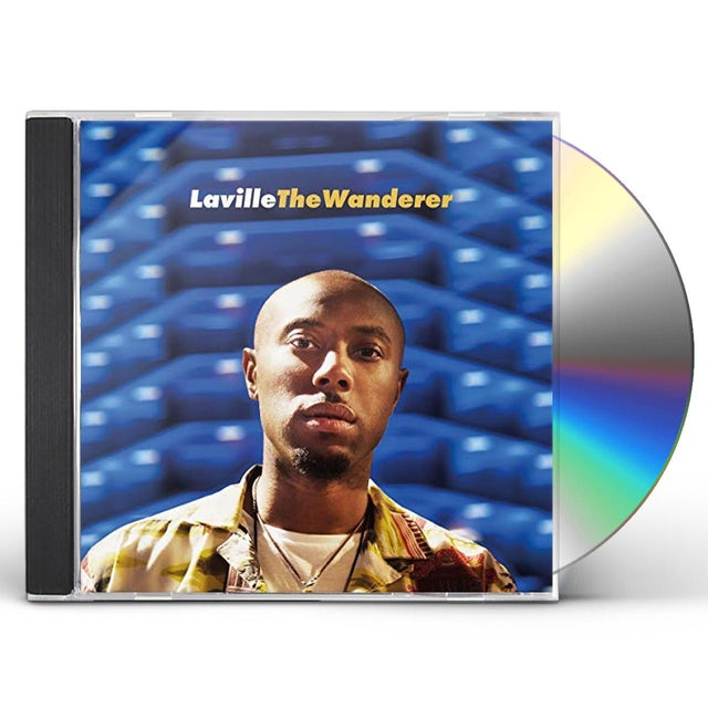 Laville WANDERER CD