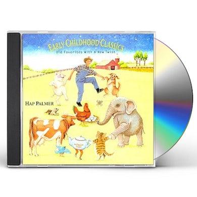 Hap Palmer EARLY CHILDHOOD CLASSICS CD