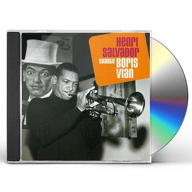 HENRI SALVADOR CHANTE BORIS VIAN CD