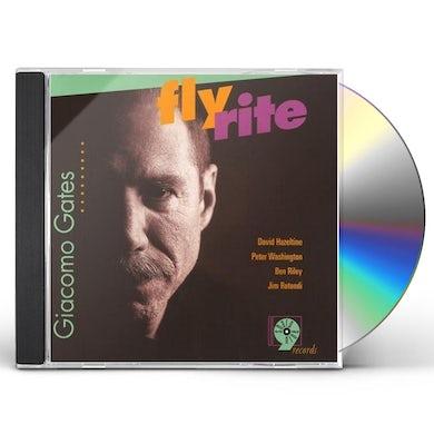 Giacomo Gates FLY RITE CD