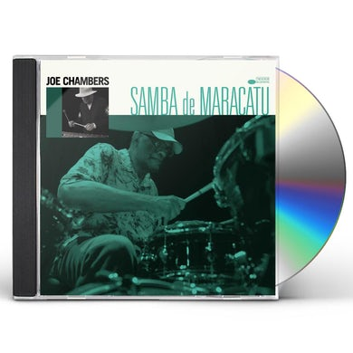 Joe Chambers Samba de Maracatu CD