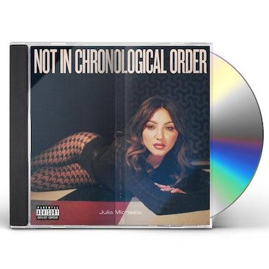 NOT IN CHRONOLOGICAL ORDER CD