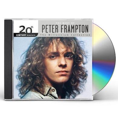 Peter Frampton Millennium Collection - 20th Century Masters CD