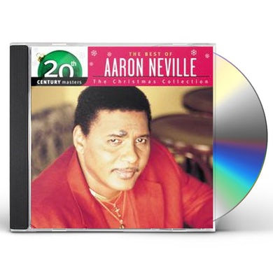 Aaron Neville CHRISTMAS COLLECTION: 20TH CENTURY MASTERS CD