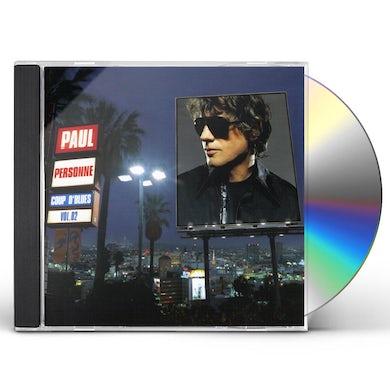Paul Personne COUP D'BLUES 2 CD