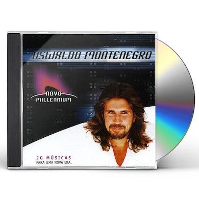 Oswaldo Montenegro NOVO MILLENIUM CD