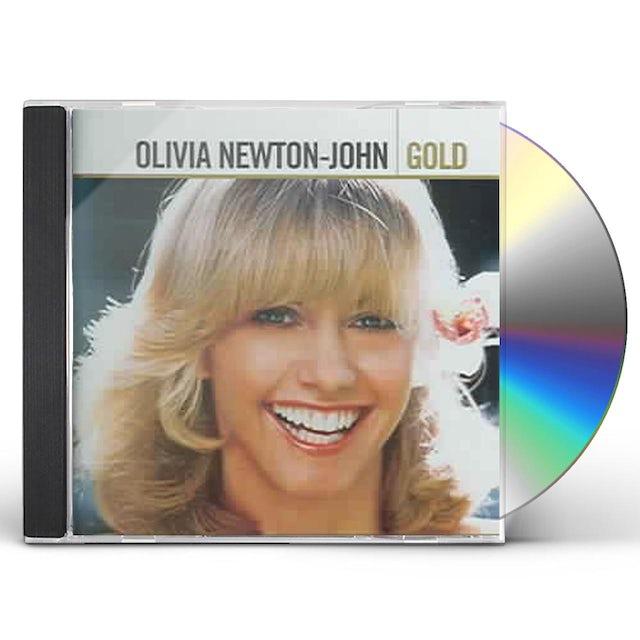 Olivia Newton John GOLD CD