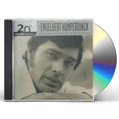 Engelbert Humperdinck 20TH CENTURY MASTERS: MILLENNIUM COLLECTION CD