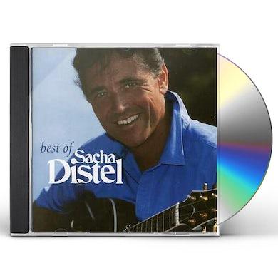 Sacha Distel BEST OF CD