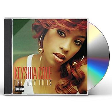 Keyshia Cole WAY IT IS CD