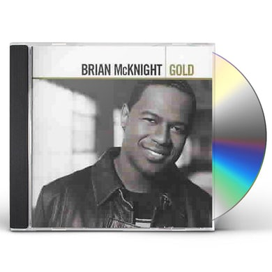 Brian Mcknight GOLD CD
