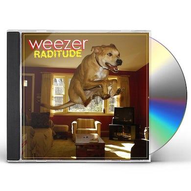 Weezer  RADITUDE CD