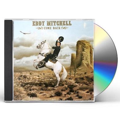 Eddy Mitchell COME BACK CD