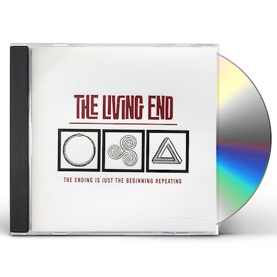 The Living End ENDING IS JUST THE BEGINNING REPEATING CD