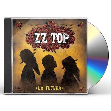 ZZ Top LA FUTURA CD