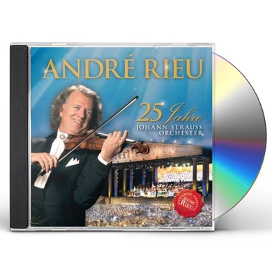 Andre Rieu 25 JAHRE STRAUSS CD