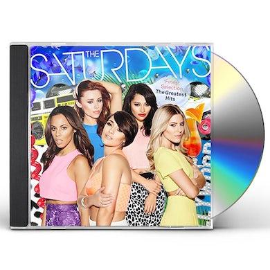 Saturdays GREATEST HITS CD